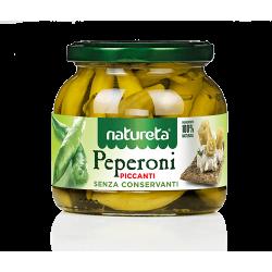Natureta Peperoni Piccanti...