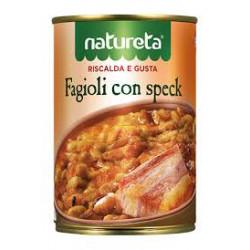 Natureta Fagioli con Speck...